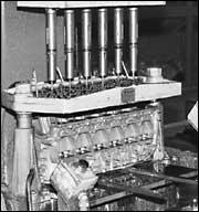 "3 1//2/"" Engine Cylinder FlexHone Hone Flex-Hone 240 grit 89mm  Silicon Carbide"