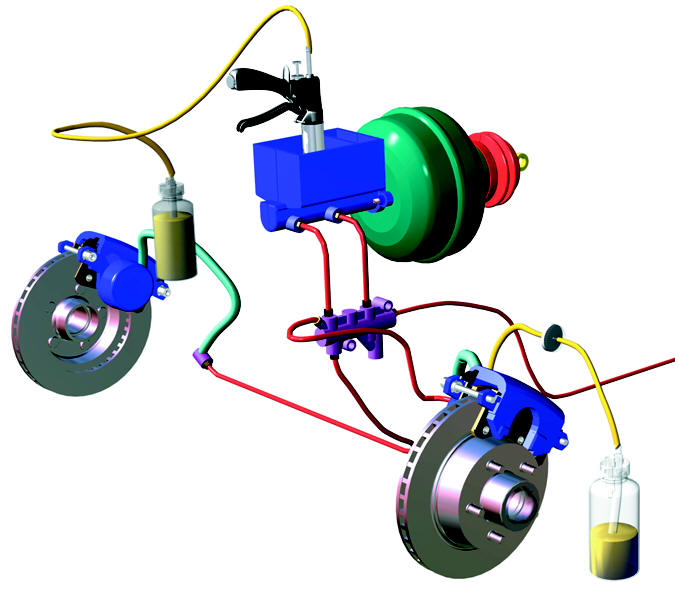 Vacuum Brake Bleeder