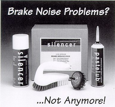 Complete Brake Service Starter Kits from GWR